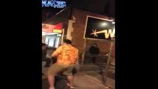 getlinkyoutube.com-Street fight and bouncers