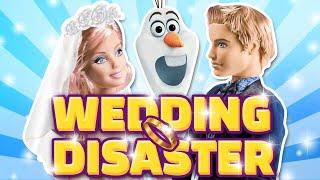 Barbie - Wedding Day Disaster