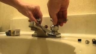 getlinkyoutube.com-faucet change washer fix