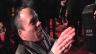Warwick Davis at the Deathly Hallows Part 1 Premiere in London Pt.2