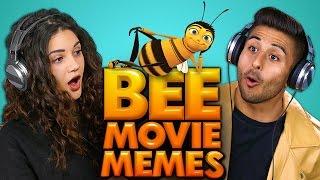 getlinkyoutube.com-BEE MOVIE MEMES | COLLEGE KIDS REACT