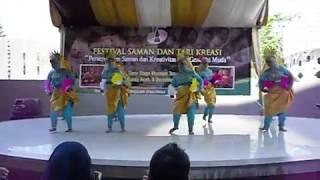 getlinkyoutube.com-Tari Kreasi Nirmala ALa SMTI Banda Aceh