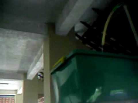 Kincir Air Penggerak Pompa.AVI