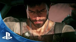 getlinkyoutube.com-Mad Max - Gameplay Overview Trailer | PS4