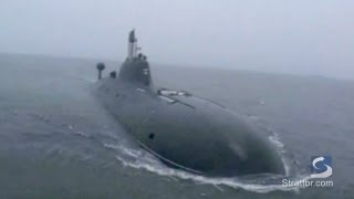 getlinkyoutube.com-India Launches Nuclear Submarine (Dispatch)