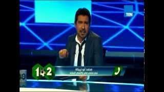 getlinkyoutube.com-وان تو - محمد بركات يفتتح برنامجه مع الساحر محمد أبو تريكة