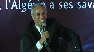 حفل تكريم البروفيسور بلقاسم حبة بوسام العالم الجزائري 1437 هـ/2015 (الأمسية التربوية)