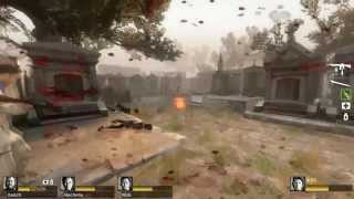 getlinkyoutube.com-Left 4 Dead 2 La Parroquia - Loquendo (3 - 5)