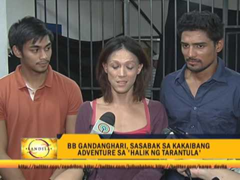 BB Gandanghari invites mom to 'Halik ng Tarantula'