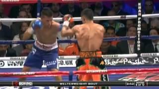 Amir Khan vs Julio Diaz Showtime Version