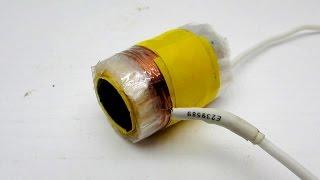 getlinkyoutube.com-High-voltage transformer winding