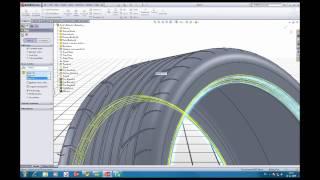 getlinkyoutube.com-SolidWorks tutorial: modeling a tire.