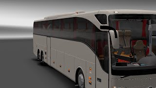 euro truck simulator 2 (ets2) v1.16 mod bus (car)  : Mercedes Benz Tourismo 17 RHD V3