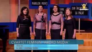 Akord Media Feminin - Vine iar - LIVE Speranta la orizont