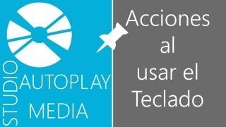 getlinkyoutube.com-Acciones al pulsar teclas Autoplay Media Studio Evento On Key + object plugin GIF