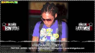 Vybz Kartel - Set It