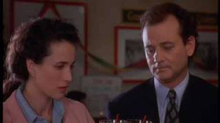 Bill Murray - Best scenes from the movie