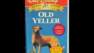 getlinkyoutube.com-Opening To Old Yeller 1997 VHS