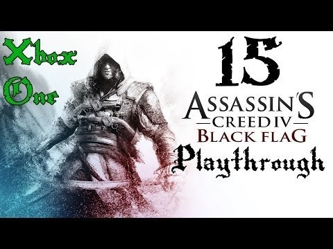Assassin's Creed IV Black Flag Playthrough 100% Sync Sequence 3 - Memory 07 - A Single Madman