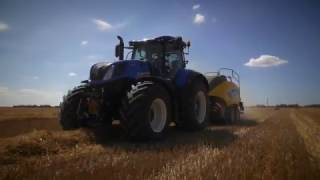 New Holland BigBaler Plus Certified Challenge