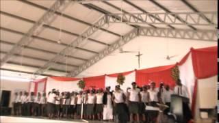Kwaya ya Mt  Kizito Makuburi Live kwenye Tamasha la Tamu Takatifu ya Yesu, Tegeta, Oktoba 19, 2014