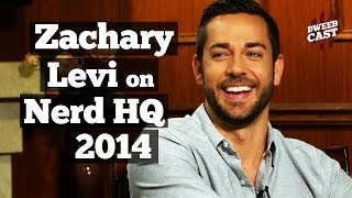 getlinkyoutube.com-Zachary Levi on Odin's Whereabouts & Nerd HQ | DweebCast | OraTV
