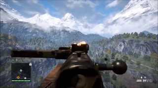 getlinkyoutube.com-Far Cry 4 - All Weapons Shown (PC HD) [1080p]
