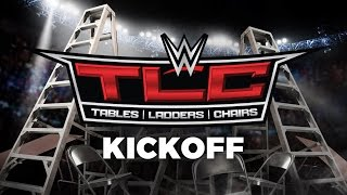 getlinkyoutube.com-WWE TLC: Tables, Ladders and Chairs Kickoff: Dec. 4, 2016