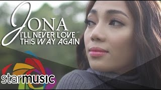 getlinkyoutube.com-Jona - I'll Never Love This Way Again (Official Music Video)