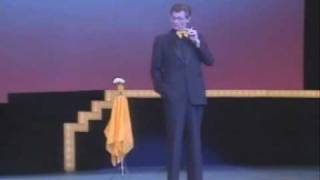 getlinkyoutube.com-Tom Mullica performs his cigarette act at Fism '88 The Hague