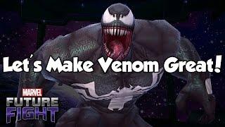 [Marvel Future Fight] Let's Make Venom Great