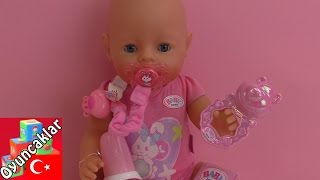 getlinkyoutube.com-Oyuncak Bebekler Türkçe: Altına Yapan Baby Born Interactive Için High Value Seti! - Oyuncak Tanıtımı