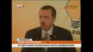 Tayyip Erdoğan'ın 2002 yılında İdam hakkındaki görüşleri