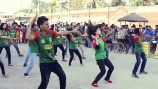 getlinkyoutube.com-Cholo Bangladesh New Dance Video cricket worldcup