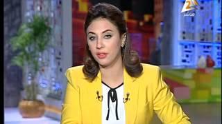 getlinkyoutube.com-مذيعة التلفزيون المصري هتموت من الضحك على سفير مصر في الجزائر  رصيده خلص