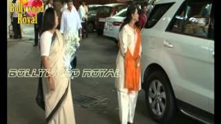 getlinkyoutube.com-Amitabh Bachchan, Jeetendra, Rishi Kapoor & others at Prayer Meet of Aadesh Shrivastava Part  1