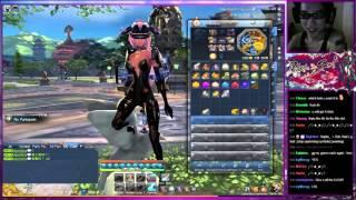 getlinkyoutube.com-[TW] BnS Upgrading to HM Black Legendary Weapon