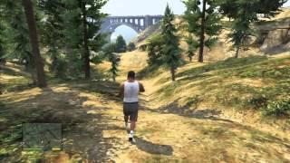 getlinkyoutube.com-GTA V: Bigfoot misión easter egg