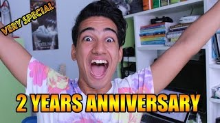 VERY SPECIAL | M3KKY Reacting to Old M3KKY ( 2 Years Anniversary )