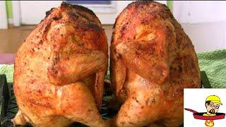getlinkyoutube.com-Beer Can Chicken