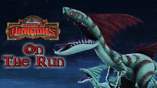 Speed Stingers On The Run - School of Dragons