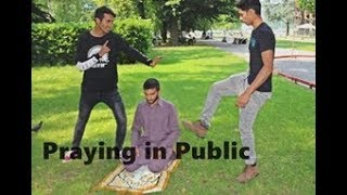 getlinkyoutube.com-Praying in Public Harassment Social Experiment Italy