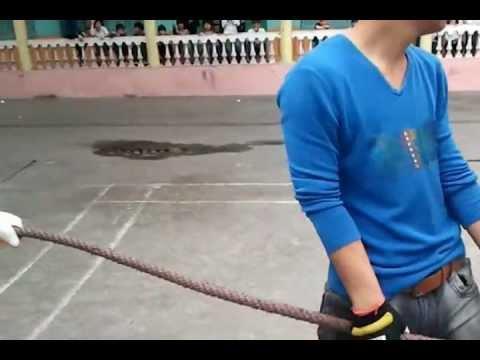 clip keo co lop 12A1 THPT Hong Duc(Vo dich 2 nam lien tiep)