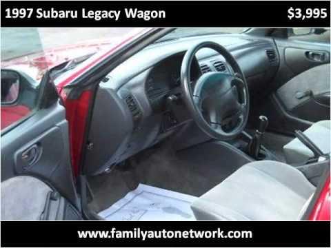 1997 Subaru Legacy Wagon Used Cars Portland OR