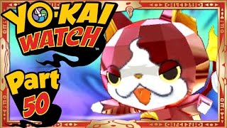 getlinkyoutube.com-Yo-Kai Watch - Part 50 | How To Get RARE Rubinyan! [English Gameplay Walkthrough]