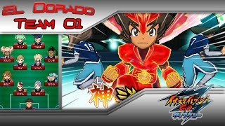 getlinkyoutube.com-El Dorado Team 01 - Inazuma Eleven Go Galaxy: Supernova et Big Bang