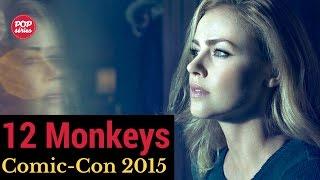 SDCC 2015: entrevista com Amanda Schull de 12 Monkeys