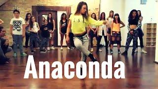 getlinkyoutube.com-JADE CHYNOWETH -Anaconda tricia miranda choreography