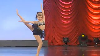 getlinkyoutube.com-Mackenzie Ziegler - Take That (solo for best mini dancer at the dance awards 2015)