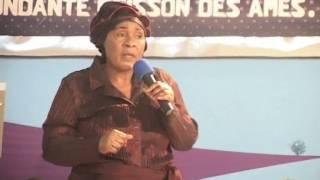 getlinkyoutube.com-TEMOIGNAGE GRACE KALANGA (Ex femme de Mobutu ) 3/9